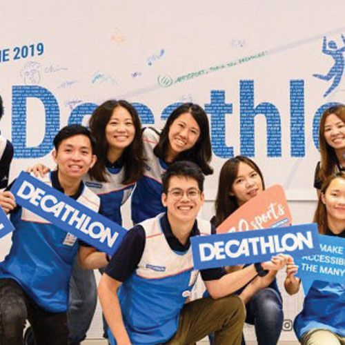 Decathlon's Record-breaking Store Launch in APAC