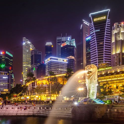 Singapore in the New Normal