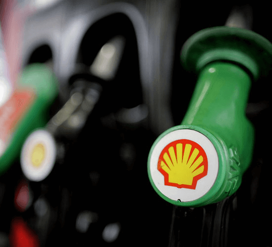 Competitor Audience Targeting for Shell