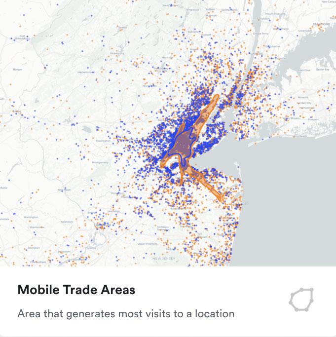Mobile Trade Area